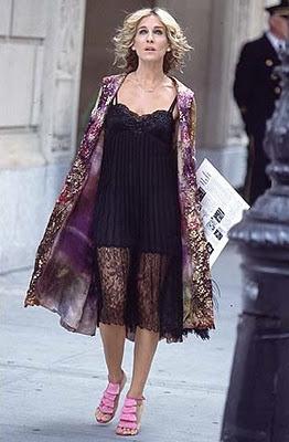 Carrie Bradshaw por Michael Kors